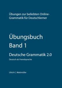 E-Book-Cover Übungsbuch zur Deutschen Grammatik 2.0 Band 1
