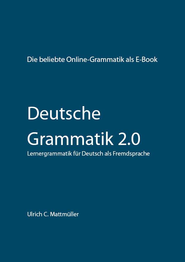 Deutsch Grammatik 2.0