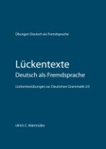 Lückentexte Deutsch als Fremdsprache - Cover
